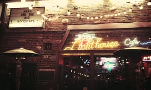 The Lighthouse Cafe, Los Angeles