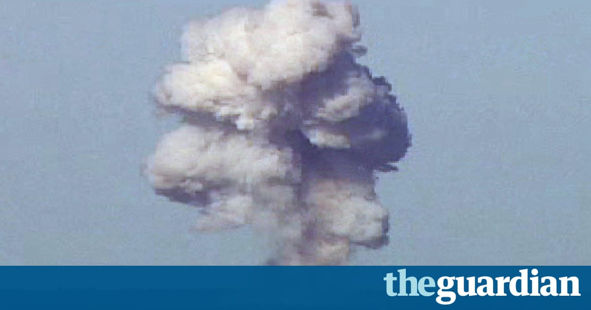 Image result for theguardian.mother of all bombs