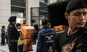 Authorities seize cash and luxury goods from apartment linked to former prime minister, Najib Razak.