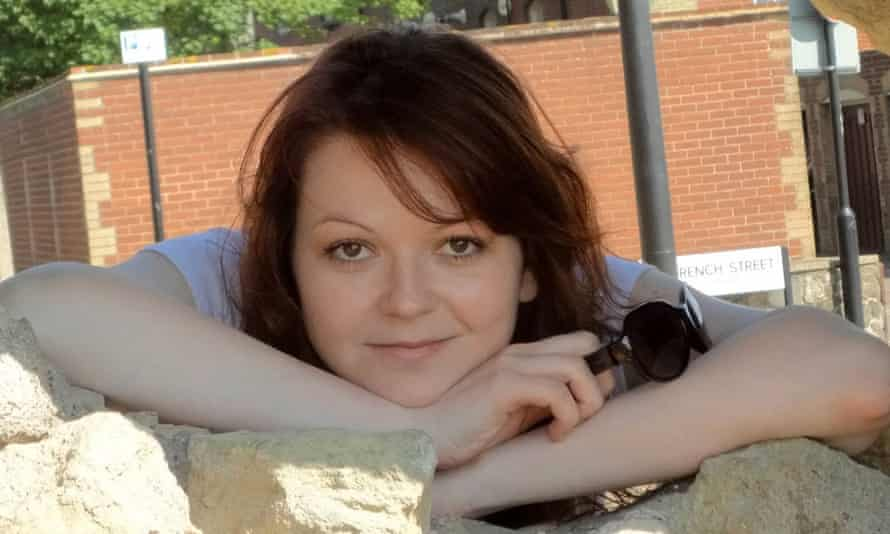 Yulia Skripal has been removed from the critical list.