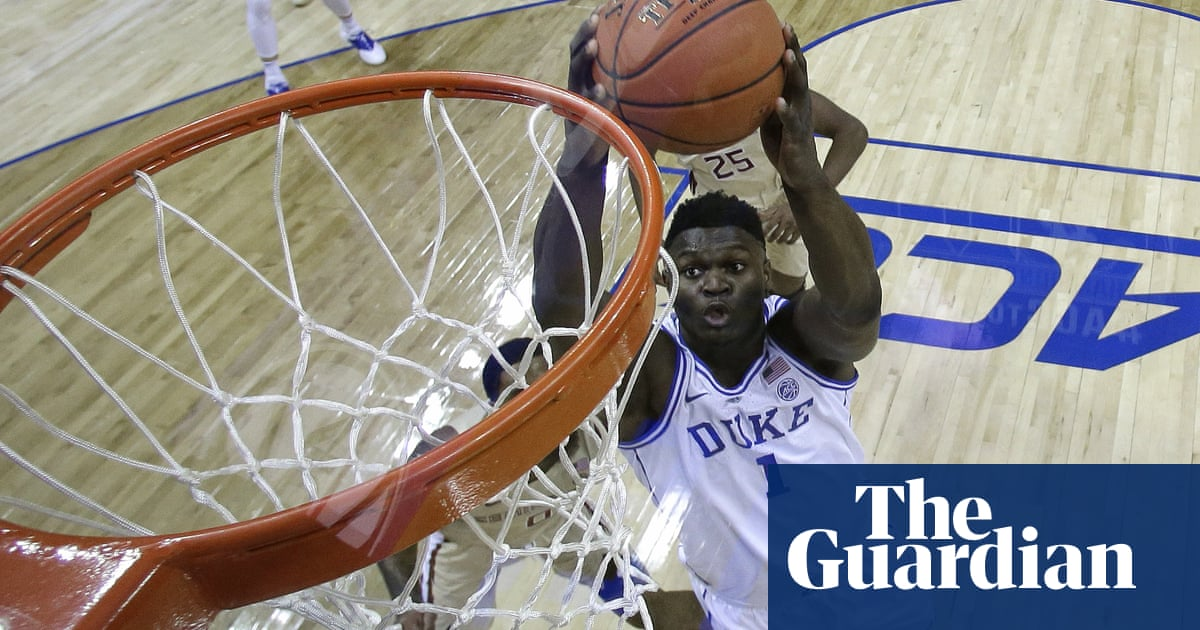 f9525b270986 Pelicans primed for Zion Williamson after winning No 1 pick in NBA draft