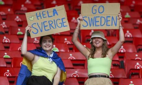 Sweden v Ukraine: Euro 2020, last 16 – live!