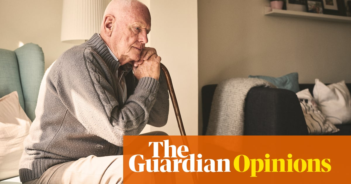 Let's recognise that older people get depressed, too – and get them the help they need