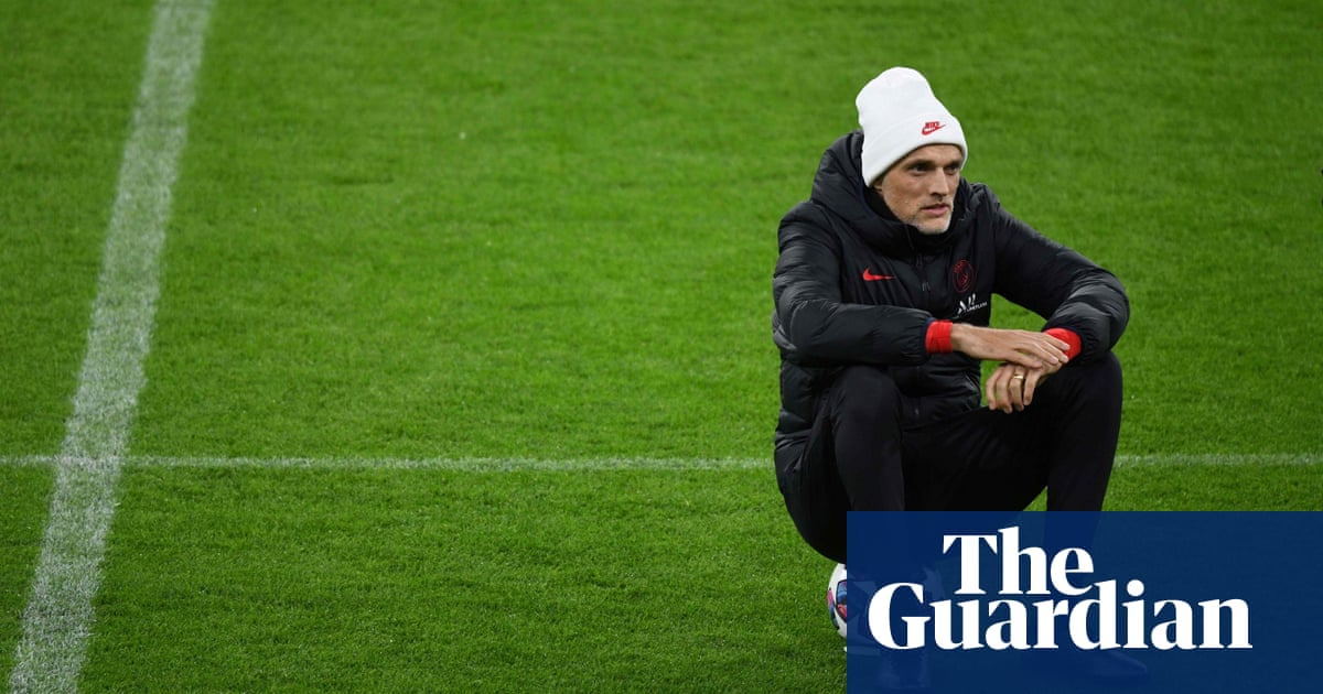 In Thomas Tuchel, Chelsea are pivoting to a kind of anti-Lampard | Barney Ronay