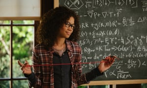 "Storm Reid in ""sparkly mess"" A Wrinkle in Time."