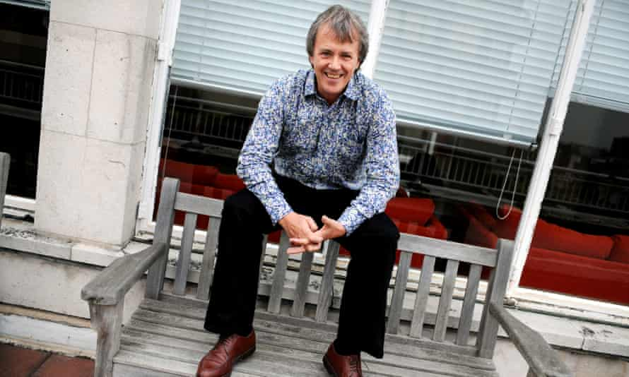 Tony Elliott, photographed 2008