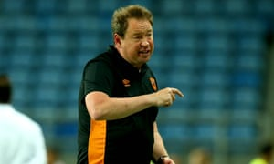 Leonid Slutsky faces a tough task as the new Hull City manager.