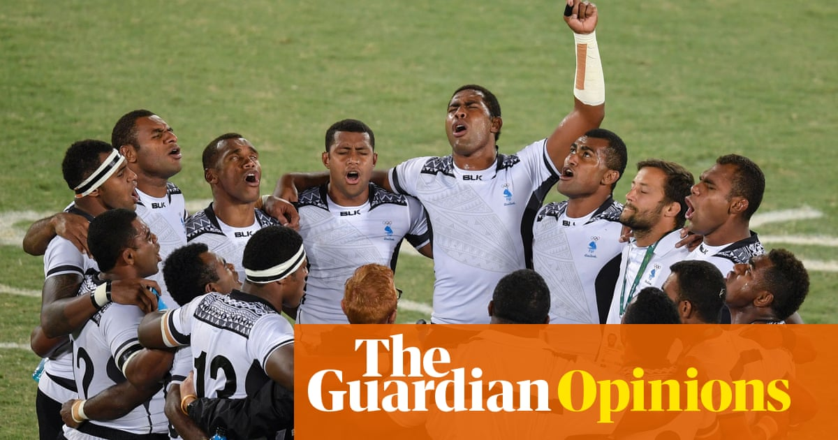 What does winning Olympic gold mean? For Fiji, it inspired a nation