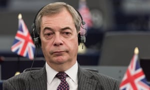 Mueller's interest in Farage comes amid questions in the UK about whether Russia influenced the June 2016 vote to leave the European Union.