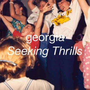 The artwork for Seeking Thrills.