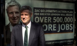 'Irresponsible': Zac Goldsmith on the campaign trail in Wimbledon