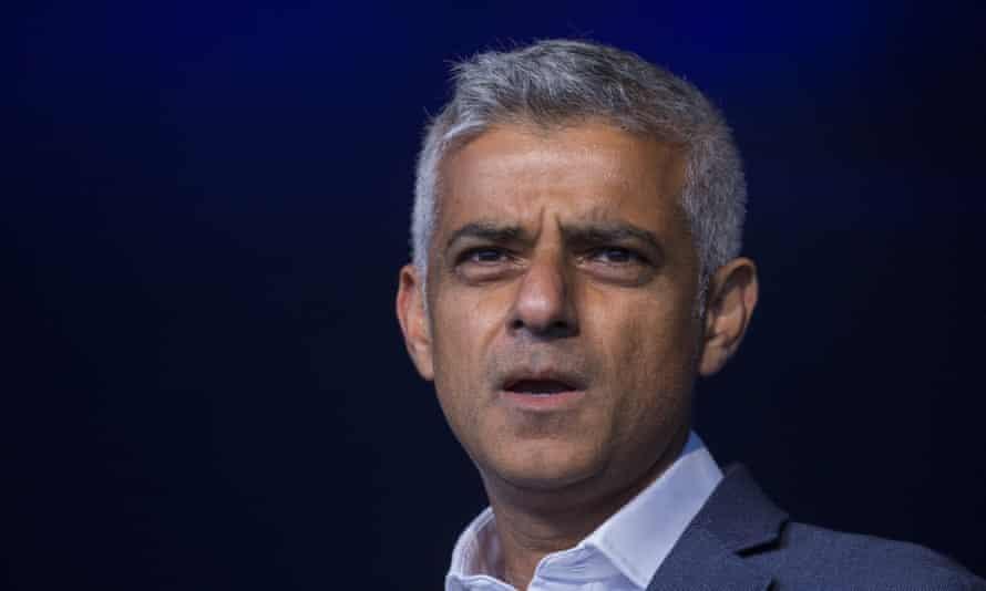 Sadiq Khan: a future UK prime minister?