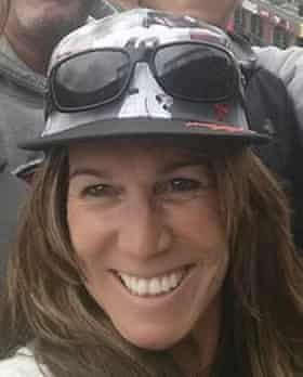 Stacee Etcheber. A victim of the Las Vegas mass shooting on 2 October 2017