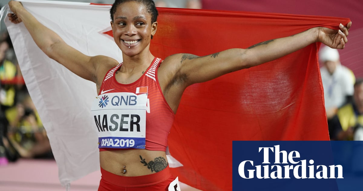 Drugs ban rules world 400m champion Salwa Eid Naser out of Tokyo Olympics
