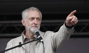 Jeremy Corbyn at a Labour leadership hustings event in Warrington. He is pledging a return to the 'sound economics of public investment' to end what he has called 'variations of austerity' from the main parties.