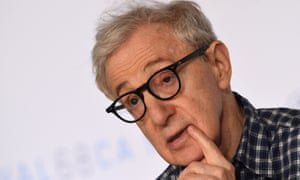 Woody Allen's first TV series debuts on Amazon