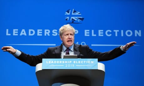 Boris Johnson's talk of 'global Britain' is about to look even more ridiculous