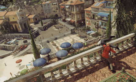 The Sapienza mission takes 47 to a beautiful Italian town, where he quickly starts dealing with the tourist congestion problem