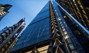 British Land's Leadenhall Building, the Cheesegrater.