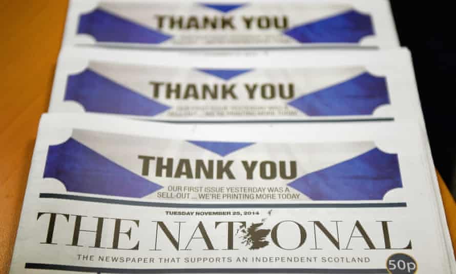 The National newspaper