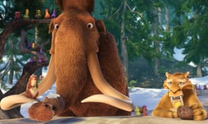 Running on empty … Ice Age: Collision Course.