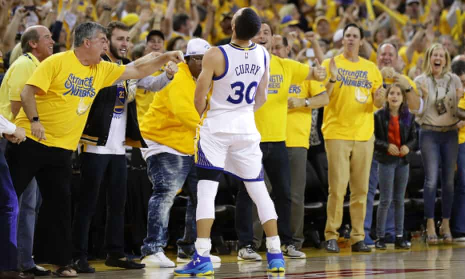 Oracle Arena is one of the loudest venues in the NBA