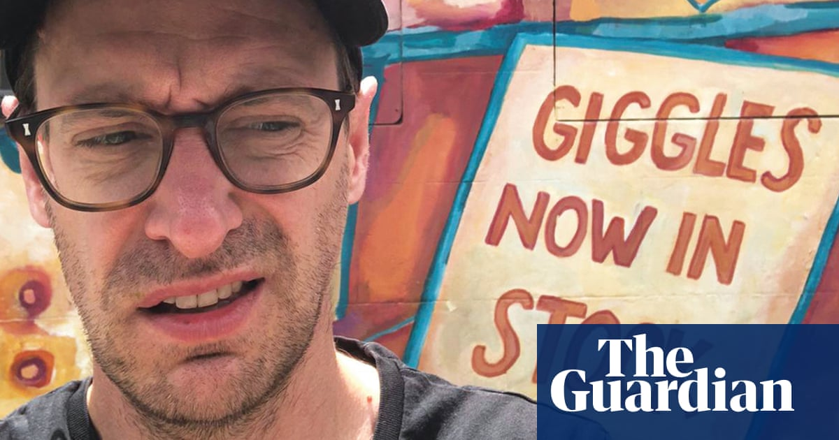 Comic Alistair Green on his middle England satire: 'I don't want to be really mean'