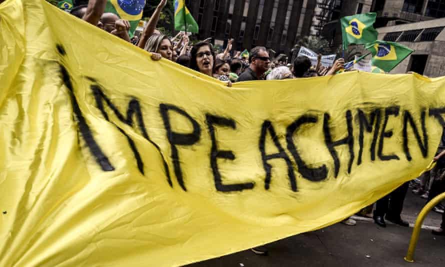 São Paulo protesters