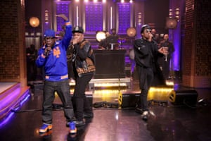 A Tribe Called Quest on The Tonight Show