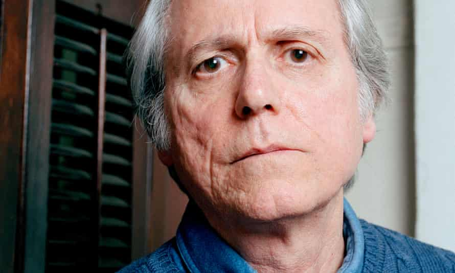 The writer Don DeLillo