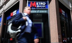 A losing battle? Metro Bank says it has a range of safeguards in place but even the savviest customer can be caught out.