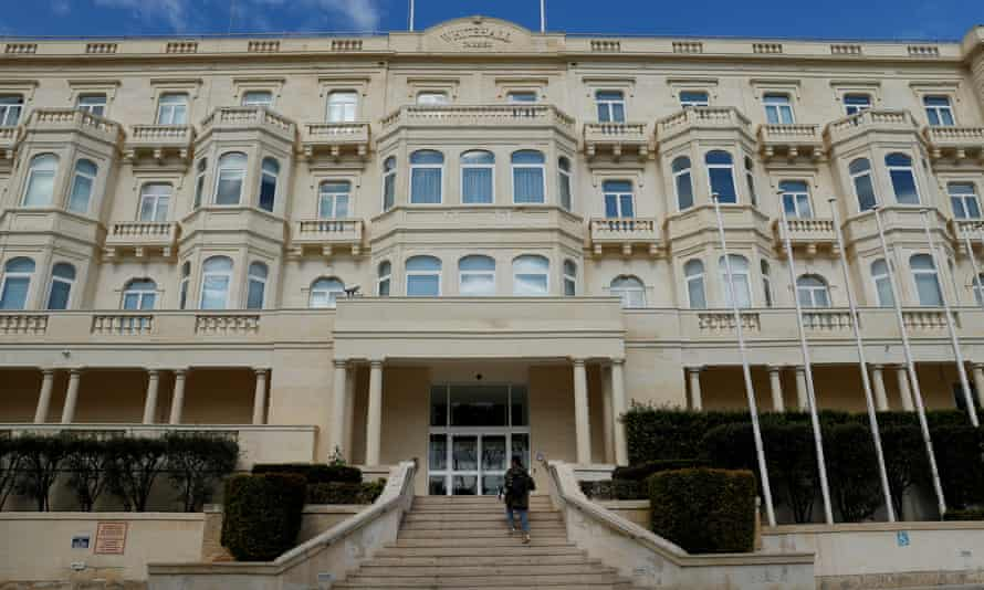 Maltese authorities had seized control of the Pilatus Bank after the US indictment of its owner, Ali Sadr, who was convicted of bank fraud in March.
