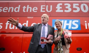 Marcus Ball's lawyers told a court earlier this year that Johnson had lied when he said Britain gave the EU £350m a week.