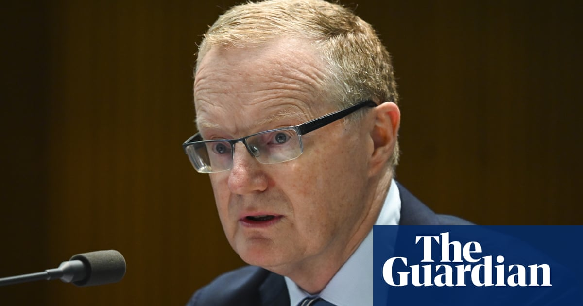 RBA could move on household debt but not its job to target house prices governor says – The Guardian