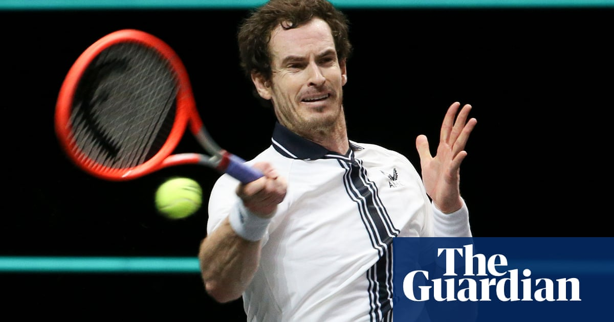 Andy Murray considers post-tennis careers as golf caddie or football coach