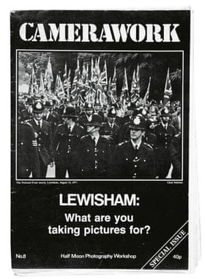 The Lewisham issue of the magazine Camerawork (1977)