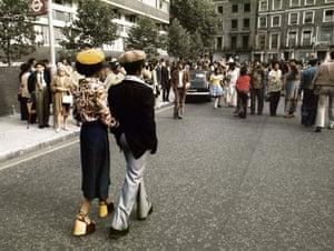 Walking Proud c1970 by Horace Ove