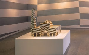 Nathan Coley's Camouflage Mosque (Gold), 2006