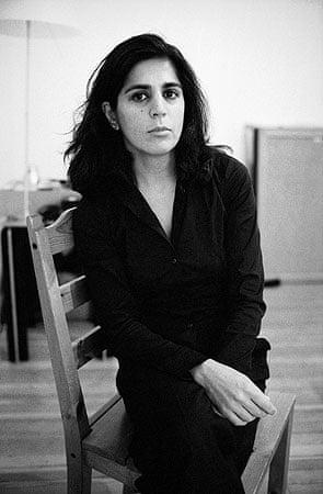 Zarina Bhimji