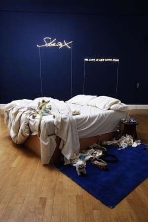 Tracey Emin 20 Years Edinburgh