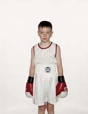 Nicolai Howalt boxing