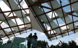 Gehry pavilion