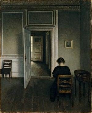Interior, Strandgade 30