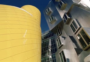 The Ray and Maria Stata Centre for Computer, Information and Intelligence Sciences