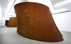 TTI London, 2007, Richard Serra