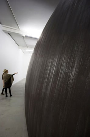 Open Ended, 2007-8, Richard Serra