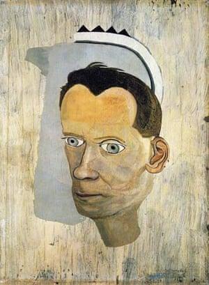 Gerald Wilde, painted in 1943