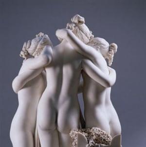 Antonio Canova, The Three Graces (1814-1817)