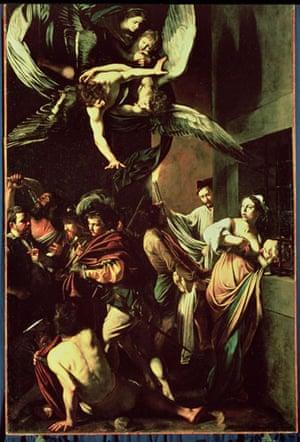 Caravaggio, Seven Acts of Mercy (1606-1607)