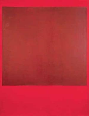 Mark Rothko Untitled 1964